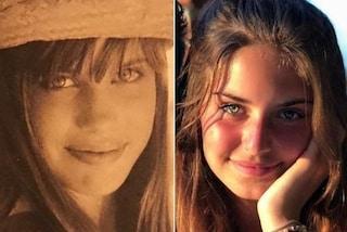 Filippa Lagerback da giovane era identica a Stella Bossari: mamma e figlia sembrano gemelle