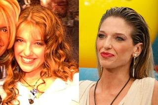 Guenda Goria ieri e oggi: com'è cambiata la figlia di Maria Teresa Ruta