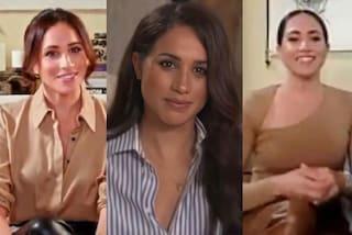 Meghan Markle cambia stile dopo l'addio ai Royals: niente più bon-ton, ora osa con scollature e pelle