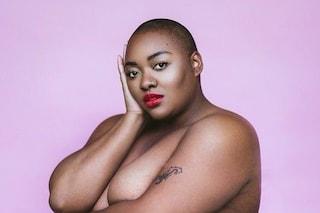 """""""Milioni di donne bianche nude e le nere grasse bandite"""", Nyome vince e Instagram cambia le regole"""