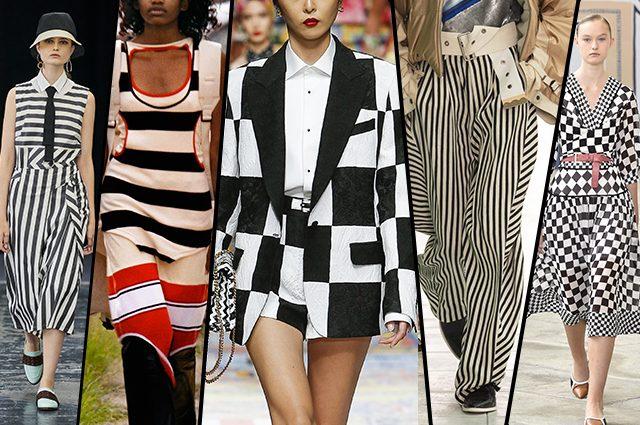 da sinistra Cividini, Marni, Dolce&Gabbana, Louis Vuitton, Maryling