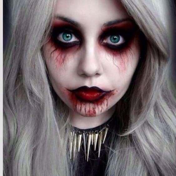 Trucco vampiro