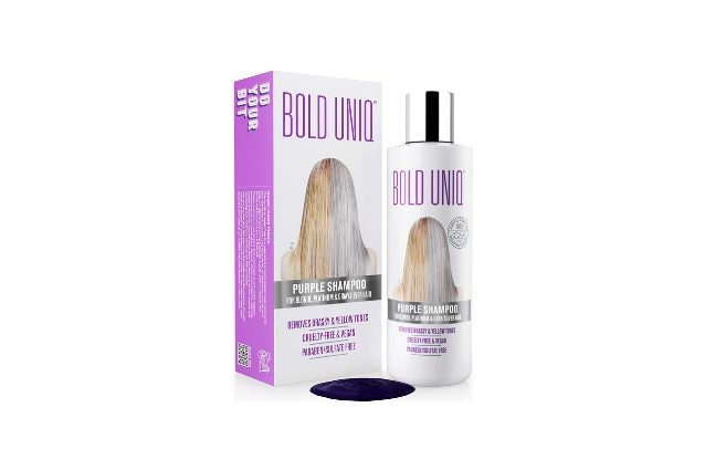 shampoo antigiallo bold unique
