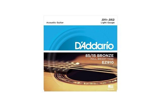 corde acustiche per chitarra - Muta d'Addario