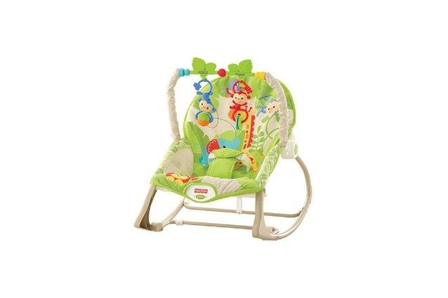 Fisher-price sdraietta neonato dondolo