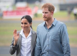 Meghan e Harry spediscono regali ai principini: la coppia si riavvicina alla famiglia reale