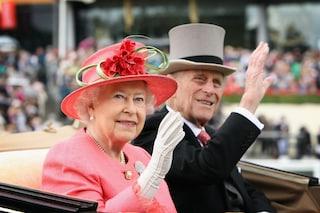 Elisabetta II e Filippo, oggi 73 anni insieme: il regalo dei principini George, Charlotte e Louis