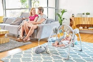 Migliori sdraiette neonato 2021: classifica e opinioni