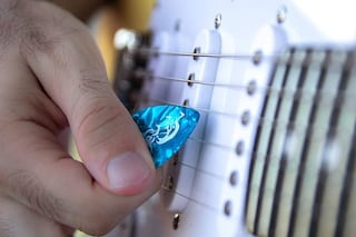 I migliori plettri per chitarra: classifica e quale scegliere