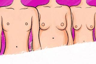 Come cambia il seno di una donna dall'adolescenza al post parto