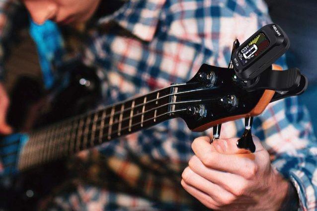 migliori accordatori per chitarra