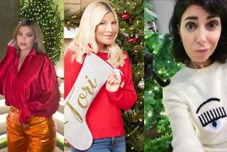 L'albero di Natale si fa a novembre: nel 2020 è questa la mania più amata dalle star