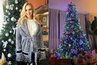 L'albero di Natale di Chiara Ferragni: gli addobbi per le feste valgono quasi 3mila euro