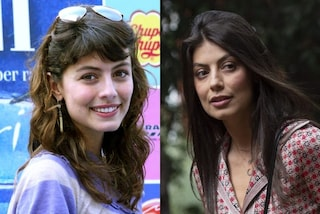 Alessandra Mastronardi ieri e oggi: com'è cambiata l'attrice