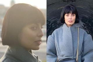 Alessandra Mastronardi cambia look in modo drastico: ora ha il caschetto corto e con la frangia