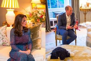Kate e William, gli interni di lusso della villa a Londra: è arredata con tappeti preziosi e parquet