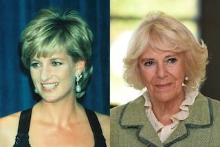 Camilla Vs. Diana, con The Crown torna il confronto: così la corte risponde agli haters