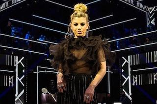 Emma Marrone a X Factor 2020 rivoluziona il look e indossa gioielli da oltre 100mila euro
