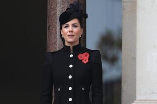 Kate Middleton, addio ai colori via con lo stile militare: la svolta di stile della Duchessa