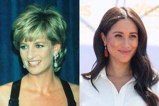 Lady Diana modificò il suo anello di fidanzamento: Meghan Markle ha fatto lo stesso