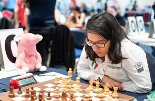 """Marina Brunello, regina degli scacchi italiana: """"Dobbiamo sempre dimostrare di essere come un uomo"""""""