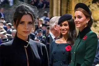 Il matrimonio di Brooklyn Beckham: mamma Victoria potrebbe far rincontrare Kate e Meghan