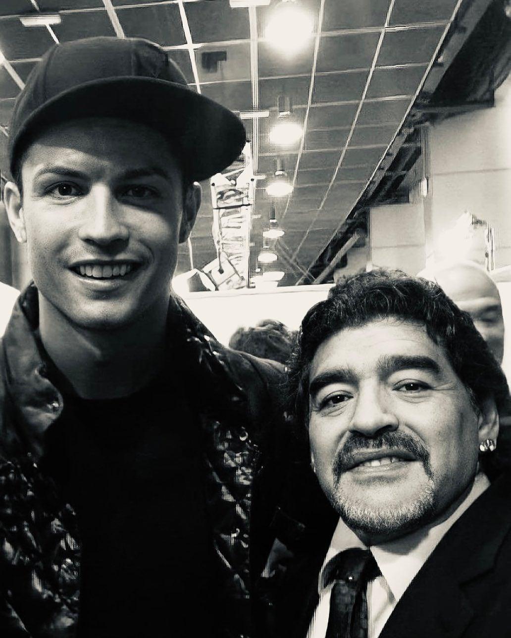 Cristiano Ronaldo, la foto che ha ottenuto più like del 2020