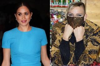 Look da Royal, il meglio e il peggio del 2020: Meghan spopola, caduta di stile per Charlene