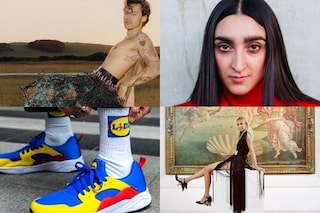 Tutta la moda del 2020 sotto il segno della pandemia: dalla Ferragni agli Uffizi alle scarpe Lidl