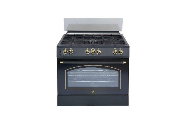 Alpha cucina a gas design retro'
