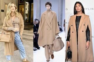 Il cappotto cammello non passa mai di moda: 10 buoni motivi per avere il capo must nel guardaroba