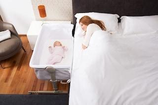 Migliori culle co-sleeping: le più sicure per dormire con il bambino