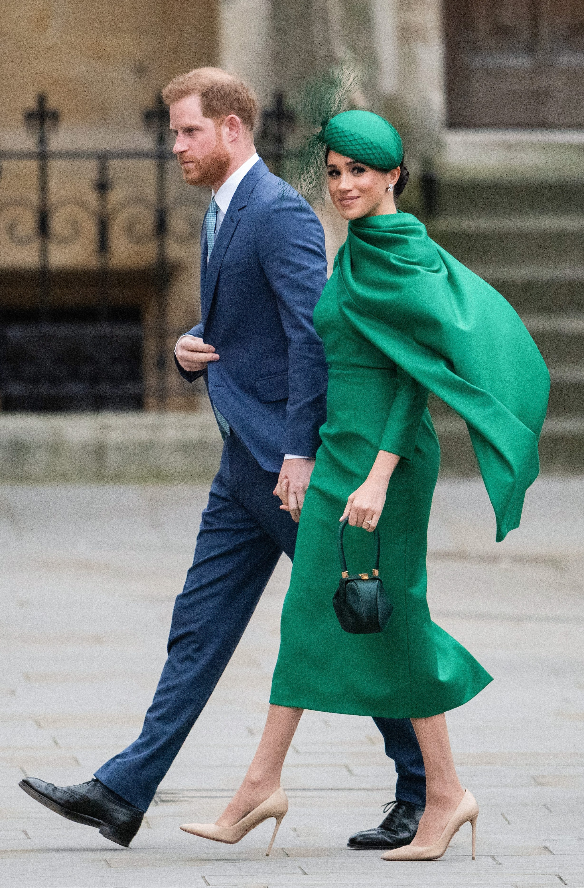 Meghan al Commonwealth Day Service