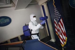 Grandi pulizie alla Casa Bianca prima dell'arrivo di Biden: sanificare i tappeti costerà 35mila euro