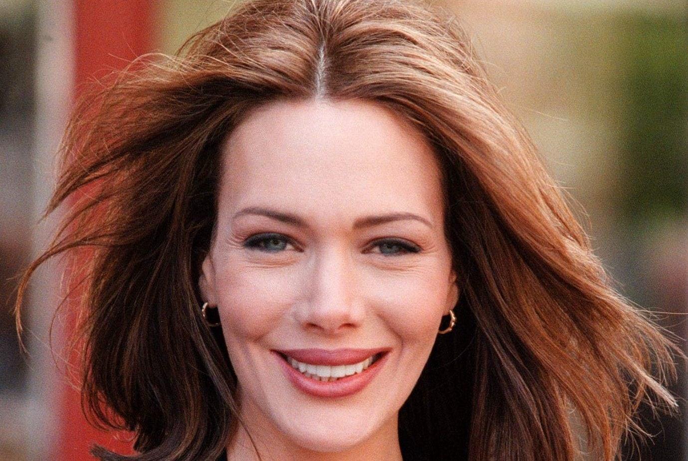 L'attrice negli anni '90