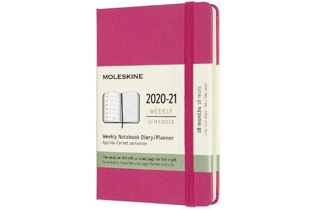 Moleskine - Agenda settimanale 18 mesi