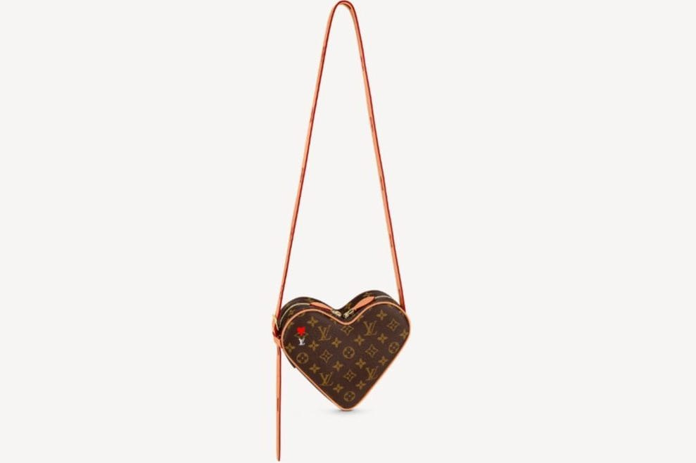 La borsa Coeur Game On di Louis Vuitton