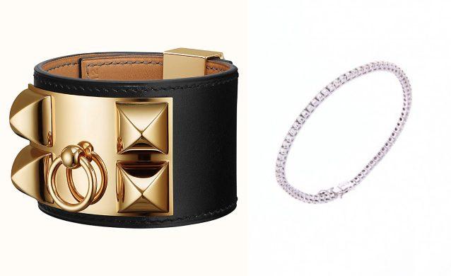 Bracciale di Hermès, bracciale Crivelli