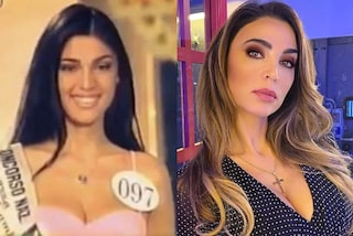 Cecilia Capriotti ieri e oggi: com'è cambiata l'ex Miss Italia
