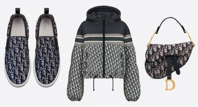Dior, linea Oblique