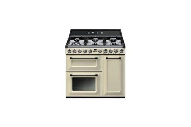 SMEG cucina a gas in stile retro'