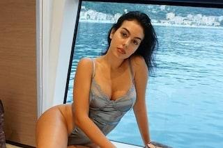 Georgina Rodriguez, dalla dieta agli allenamenti: come si tiene in forma la modella