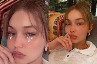Gigi Hadid, il nuovo taglio di capelli con la frangia a tendina: è il suo primo cambio look da mamma