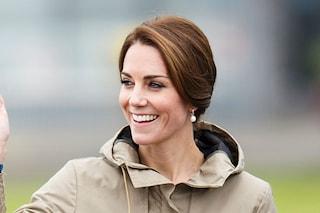 Kate Middleton regina di campagna: vuole far crescere i figli a contatto con la natura