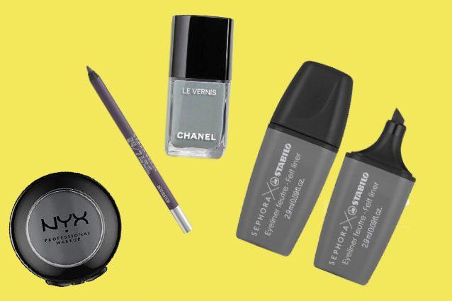 Pantone: Ultimate Gray nel make up
