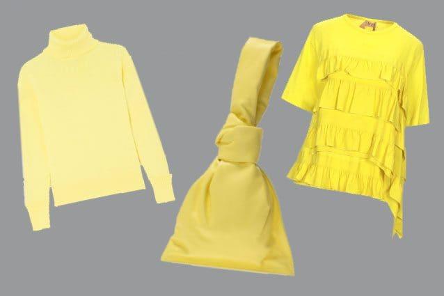 Illuminating, il colore dell'anno per moda e accessori
