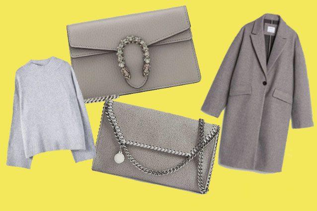 Il colore dell'anno Ultimate Gray nella moda