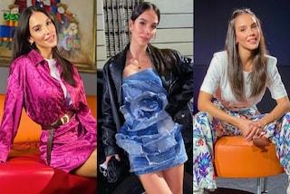 Paola Di Benedetto, da Madre Natura a icona fashion: l'evoluzione tra abiti bon-ton e look maschili