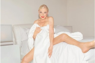Sandra Milo nuda in copertina ci dice che la bellezza non è un numero