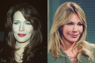 Taylor di Beautiful ieri e oggi: com'è cambiata l'attrice Hunter Tylo